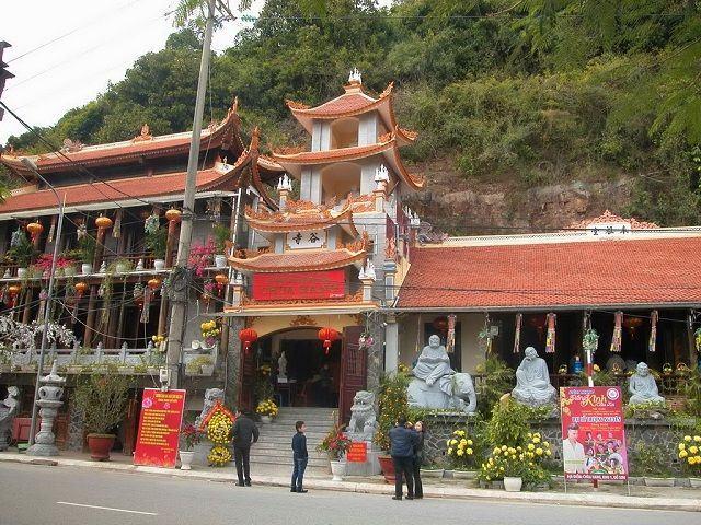 du lịch chùa hang châu đốc