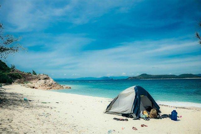 Cù Lao Câu hòn đảo địa điểm phượt hoang sơ ở Bình Thuận 3