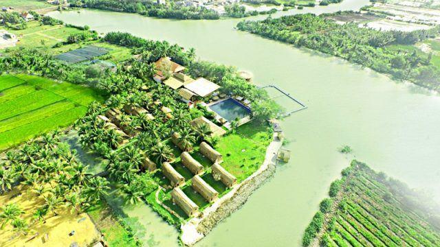 Khám phá làng du lịch Tre Việt cách Sài Gòn 40km - Điểm Phượt gần Sài Gòn 1