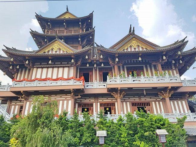 Khám phá tu viện Khánh An mang phong cách Nhật Bản tại Sài Gòn 2