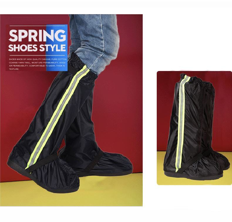 bốt giày đi mưa có đế