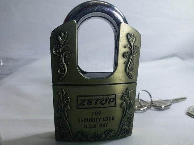 ổ khóa chống cắt toàn diện zetop