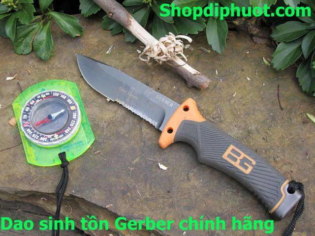 dao sinh tồn tốt nhất gerber bear gryll ultimate