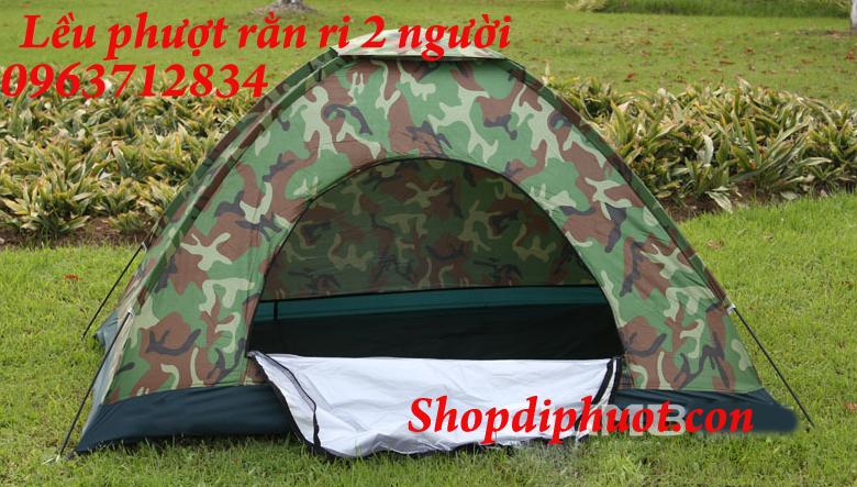 lều cắm trại dã ngoại