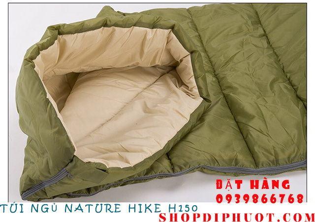 túi ngủ dã ngoại cắm trại Nature Hike H150