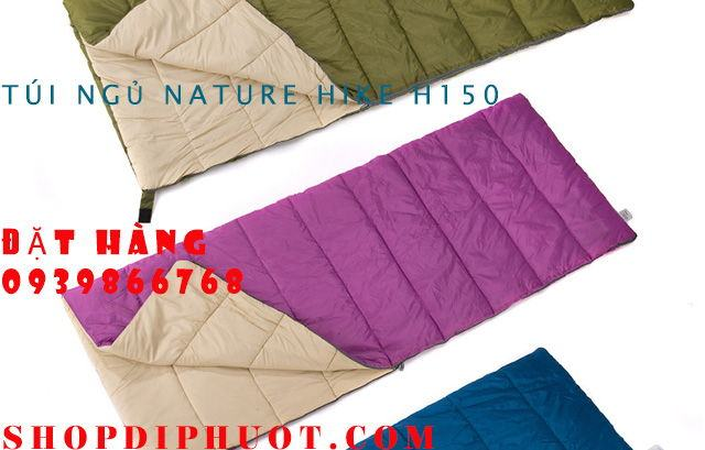 Túi ngủ Nature Hike H150 - Túi ngủ văn phòng tại TPHCM