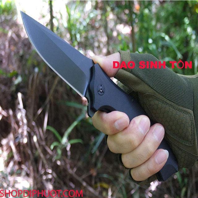 dao sinh tồn trong rừng