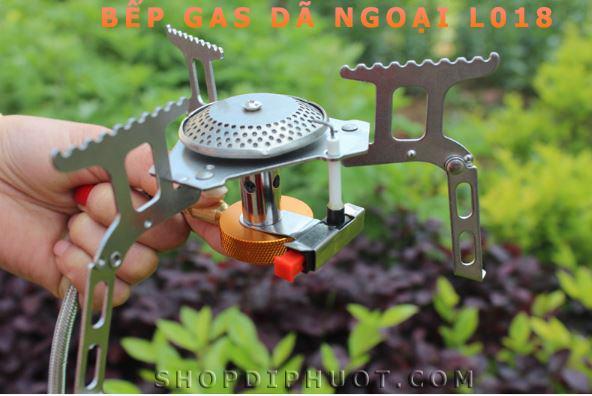 bộ bếp gas mini cắm trại