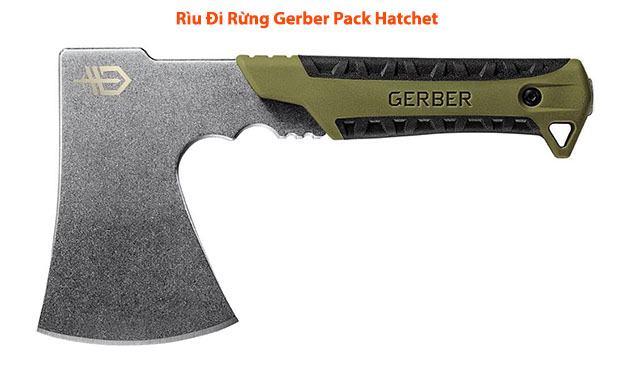 Rìu đi Rừng Gerber Pack Hatchet