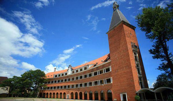 Những ngôi trường có kiến trúc đẹp nhất Việt Nam 1