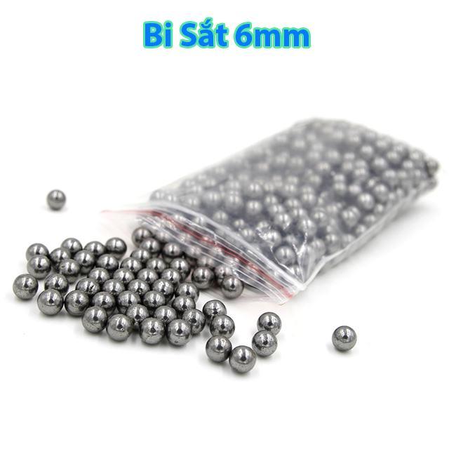 bi sắt 6mm
