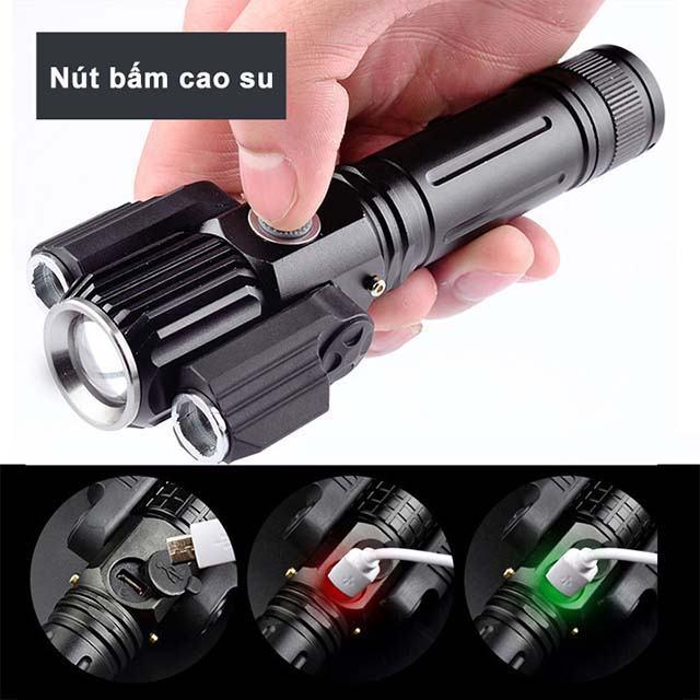 đèn pin siêu sáng dp01