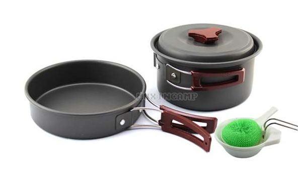 Dụng cụ nấu ăn cắm trại - dã ngoại - MXC-002