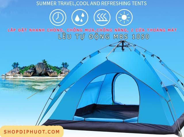 Lều cắm trại tự động MBS1050