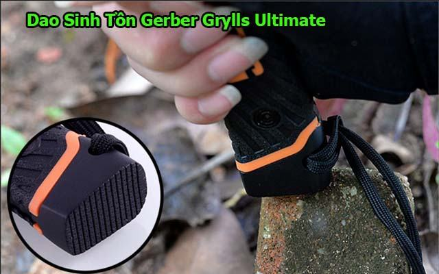 Dao sinh tồn Gerber Bear Grylls Ultimate Knife