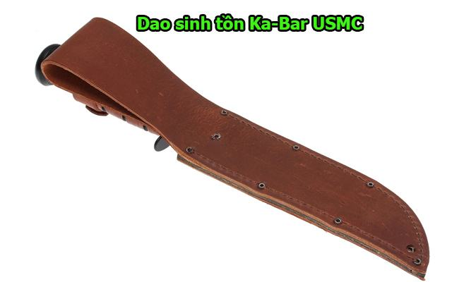 Dao sinh tồn KA-BAR USMC