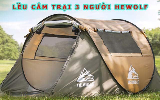 lều cắm trại hewolf 3 người