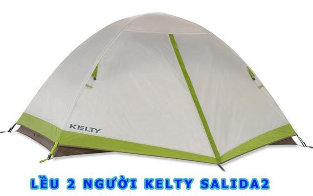 Lều cắm trại 2 người Kelty Salida 2